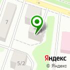 Местоположение компании АМК