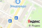 Схема проезда до компании LOTUS STUDIO в Бердске