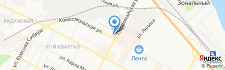 ДНС на карте Бердска