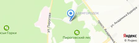 Lingo Fit на карте Новосибирска