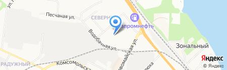 Аптека.ру на карте Бердска