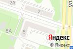 Схема проезда до компании Общественная приемная депутата Законодательного собрания Новосибирской области Коновалова Е.Б. в Новосибирске