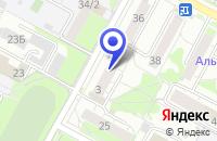 Схема проезда до компании ПРОДОВОЛЬСТВЕННЫЙ МАГАЗИН ПРОДСИБ в Бердске