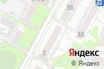 Схема проезда до компании ЗВЕЗДНЫЙ ТЕЛЕЦ в Бердске