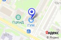 Схема проезда до компании ЭКОЛОГИЧЕСКАЯ ТЕХНИКА в Бердске