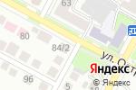 Схема проезда до компании Ветеран в Бердске