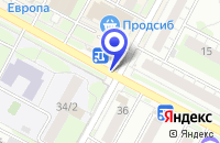Схема проезда до компании АГЕНТСТВО НЕДВИЖИМОСТИ РИТМ в Бердске