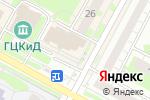 Схема проезда до компании Магазин видеоигр в Бердске