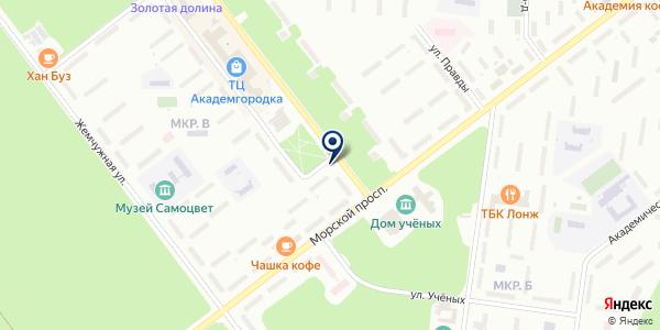 Сеть фотоателье на карте Новосибирске