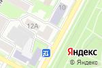 Схема проезда до компании НТСиб в Бердске