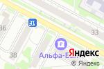 Схема проезда до компании Русский Холодъ в Бердске