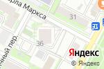 Схема проезда до компании Сибирский Дом в Бердске