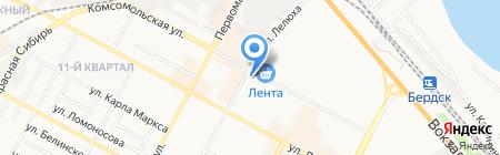 SV company на карте Бердска