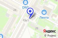 Схема проезда до компании ТОРГОВАЯ КОМПАНИЯ СПЕКТР в Бердске