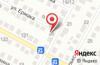 Схема проезда до компании Сибирское Научное Издательство в Бердске