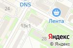 Схема проезда до компании Сэт и Бармалейчики в Бердске