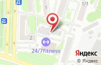 Схема проезда до компании Благовестник в Новосибирске