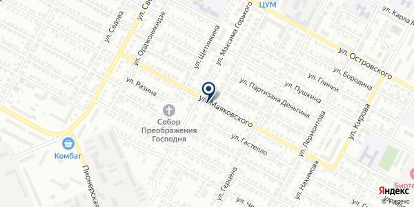 Фото-Дизайн на карте Бердске