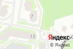 Схема проезда до компании Сёма в Новосибирске