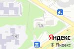 Схема проезда до компании Сотвори себя в Новосибирске
