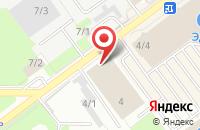 Схема проезда до компании Альфа Принт в Новосибирске