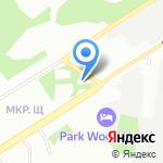 Сотвори себя на карте Новосибирска