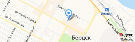 АльянсКредитБрокер на карте Бердска