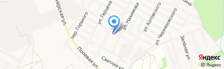 Управление ветеринарии Искитимского района Новосибирской области на карте Бердска