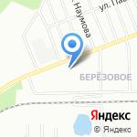 Мясная лавка на карте Новосибирска