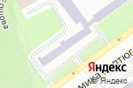 Схема проезда до компании Максимус в Новосибирске