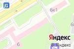 Схема проезда до компании Клиника лимфологии в Новосибирске