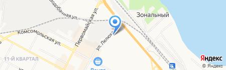 VITA на карте Бердска