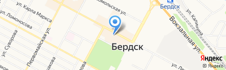 Банкомат Банк ОТКРЫТИЕ на карте Бердска