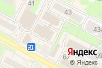 Схема проезда до компании Шоколадная страна в Бердске