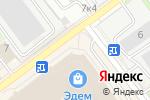 Схема проезда до компании Правда Кофе в Новосибирске