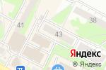 Схема проезда до компании Стоматологическая поликлиника в Бердске