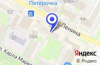 Схема проезда до компании МЕБЕЛЬНЫЙ САЛОН ПРИНЦ в Бердске