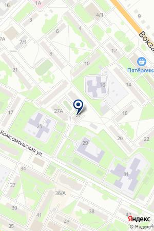 SPA СТУДИЯ на карте Бердска
