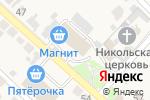 Схема проезда до компании Хоздворъ в Новолуговом