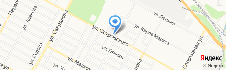 SaLenD на карте Бердска