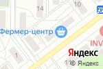 Схема проезда до компании СибРиэлт в Новосибирске