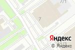 Схема проезда до компании СИБИРЬ КОНТРАКТ в Новосибирске