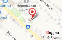 Схема проезда до компании Администрация Новолуговского сельсовета в Новолуговом