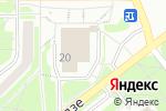 Схема проезда до компании Все для дома в Новосибирске