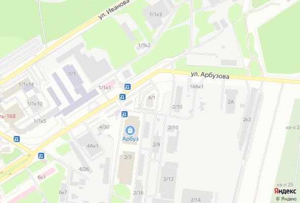ЖК Ёлки-House (Ёлки-Хаус)