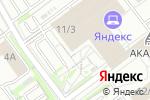 Схема проезда до компании АБСОЛЮТ-ПАРТНЕР в Новосибирске