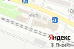 Схема проезда до компании Магазин мяса в Новосибирске