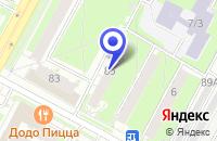 Схема проезда до компании САЛОН ЦВЕТОВ МАРИЯ в Бердске