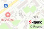 Схема проезда до компании Ответы на все вопросы в Новосибирске
