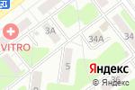 Схема проезда до компании Торгово-ремонтная мастерская в Новосибирске